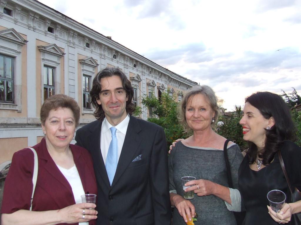 Beryl og det italienske Griegselskapet