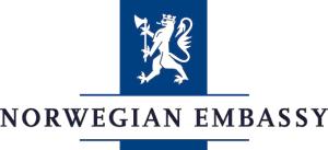 Logo Norwegian Embassy