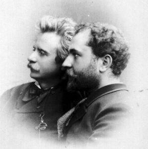 Grieg og de Greef_nettet